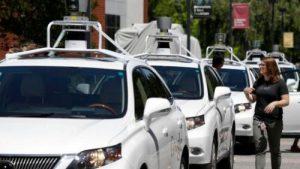 谷歌无人驾驶