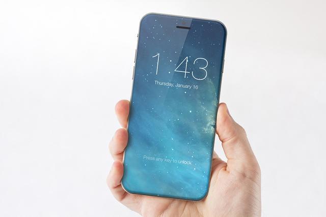 iPhone 7 效果图
